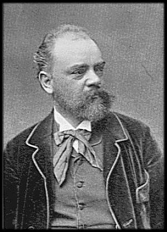 Antonín Dvorák en 1880, año de composición de su Sexta sinfonía