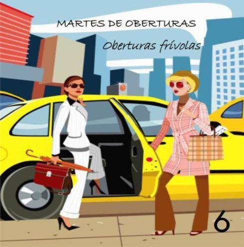 MARTES DE OBERTURAS SEIS. PORTADA