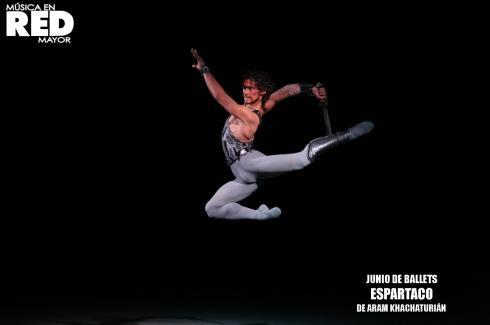 JUNIO BALLETS ESPARTACO