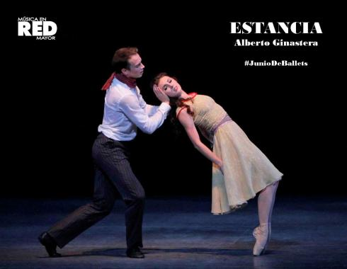 JUNIO BALLETS ESTANCIA