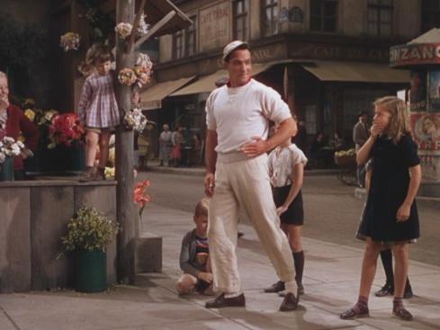 Gene Kelly en Un americano en París