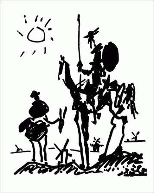 Picasso, Don Quichotte.jpg